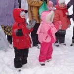 Дети одобряют предвыборную программу Деда Мороза!